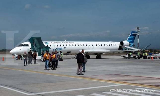 Mulai Hari Ini Garuda Indonesia Group Beri Diskon Tiket Ke 10 Rute Destinasi Wisata Kontan Co Id Line Today