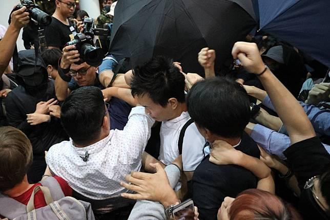 Global Times chief calls for Hong Kong University of Science and Technology boycott over attack on mainland student