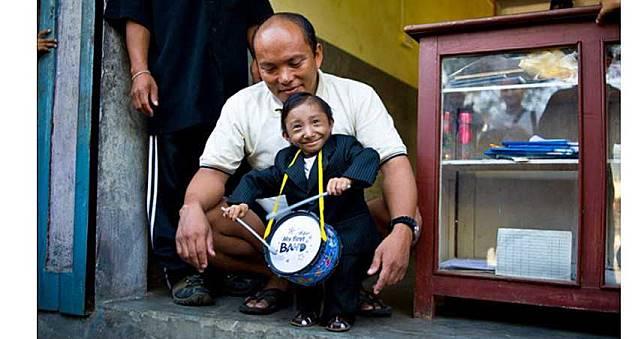 67.08公分高!環遊世界十多國 世界最矮男子27歲去世