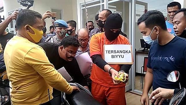 Detik-Detik Tewasnya Perempuan 17 Tahun di Kamar Penginapan di Palembang