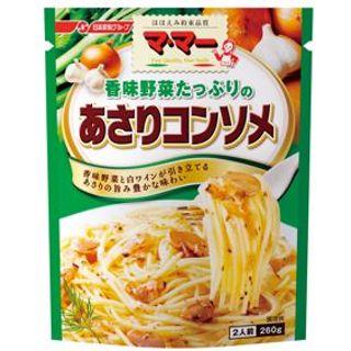 マ・マー 香味野菜たっぷりのあさりコンソメ