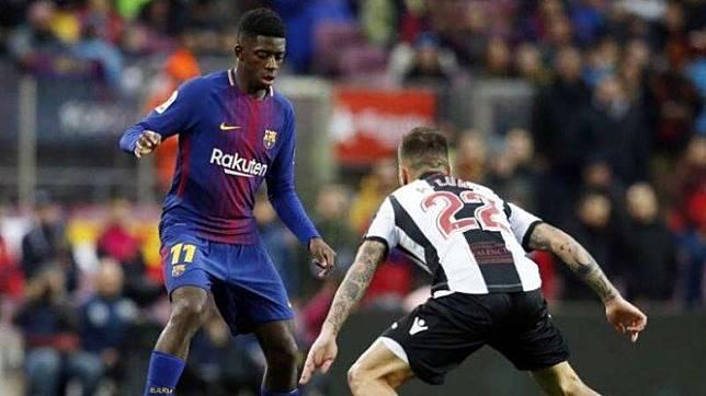 Bayern Munich Incar Dembele, Rencana Barcelona Gaet Neymar Berantakan?