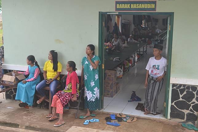 Kisah Pengungsi Lebak, Tanah Makam Tersisa Bergema Adzan Takbir di Cigobang