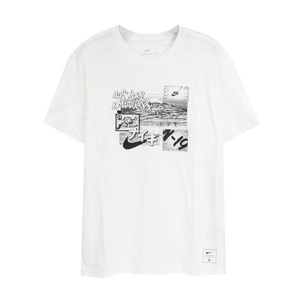 【折後$1100】▶NIKE NSW AIR MAX COMIC 漫畫 運動短袖 短T 男 黑 BV7584-100