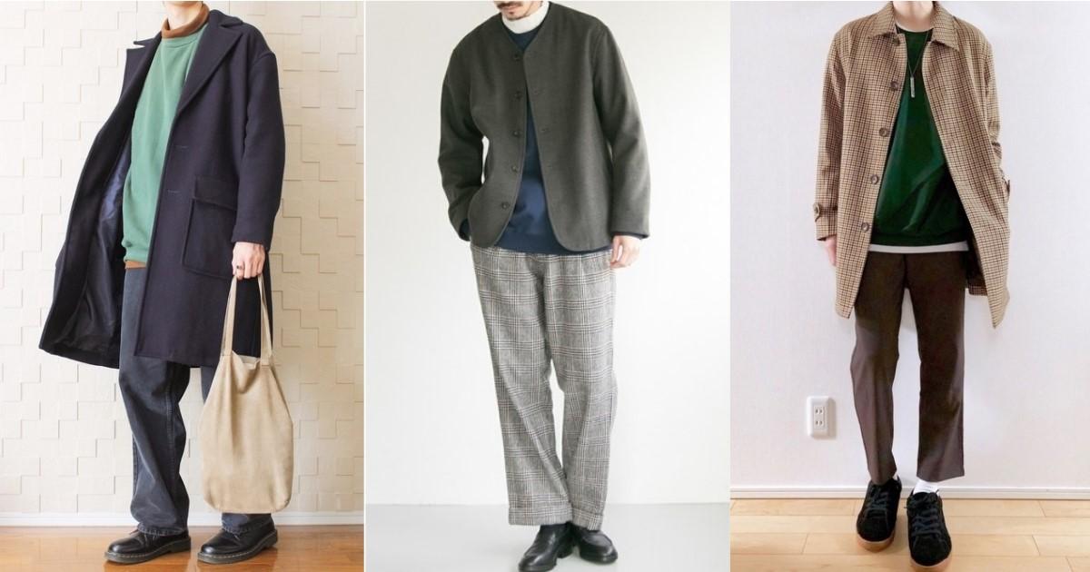 上衣的選擇也很重要!6 款常見的冬天外套都以「衛衣」搭配就能不失誤