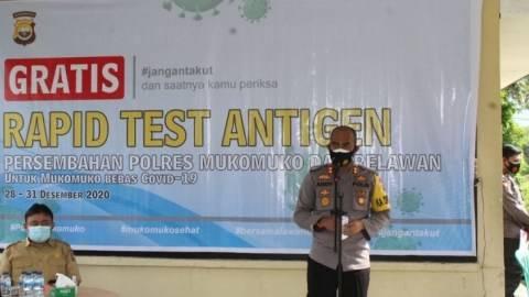 Viral Video Kerumunan di Acara Perpisahan SMA di Bengkulu, Polisi Selidiki