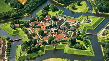 一秒回到古世紀,全球十個城牆古鎮