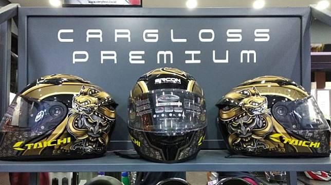 Prime Gears sajikan apparel riding style [Suara.com/Manuel Jeghesta Nainggolan].