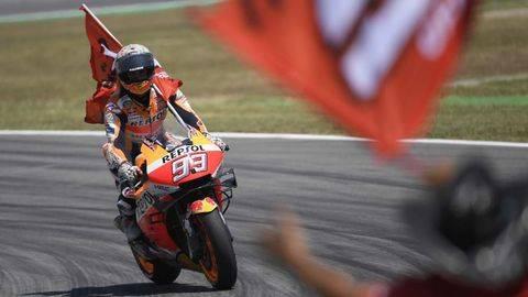 Marques Main Aman di MotoGP Jerman
