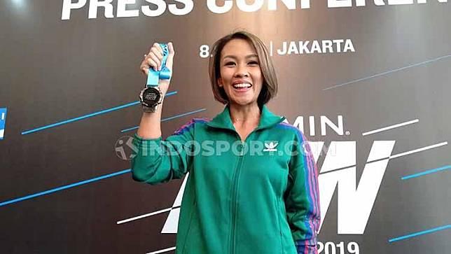 Corona Belum Usai, Puteri Indonesia Peringatkan soal Olahraga di Luar Rumah