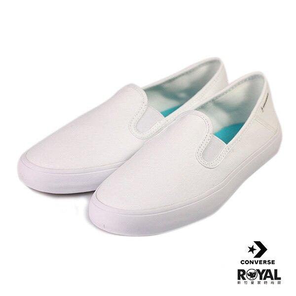 Converse 新竹皇家 Rio All Star 白色 布質 套入 舒適 緩震 休閒鞋 女款 NO.I9585