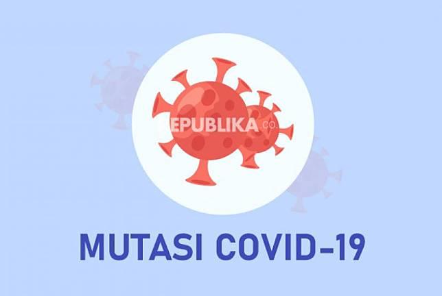 Mutasi ganda varian Covid-19 India
