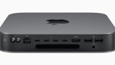 久違的 Mac mini 更新,體積不變、效能更強
