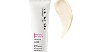 油性肌膚臉部出油超惱人!選對「控油妝前乳」讓你一整天妝容持久又清爽~