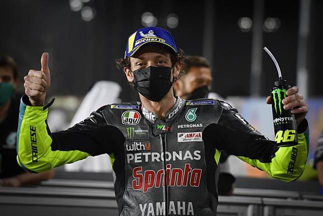 Valentino Rossi Ungkap Satu Alasan Tak Kunjung Pensiun Jadi Rider MotoGP