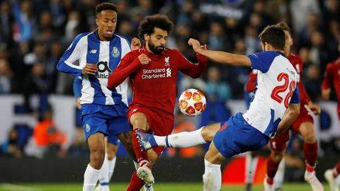 Mohamed Salah Masih Puasa Gol di Liga Champions