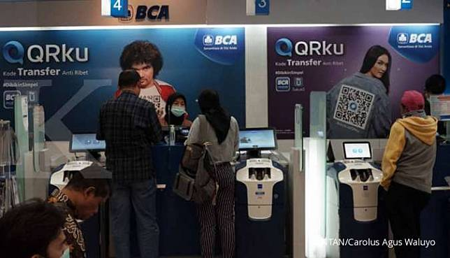 Kurs Dollar Rupiah Di Bca Hari Ini Rabu 9 September Intip Sebelum Tukar Valas Kontan Co Id Line Today