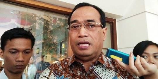 Budi Karya Sumadi. ©2017 Merdeka.com