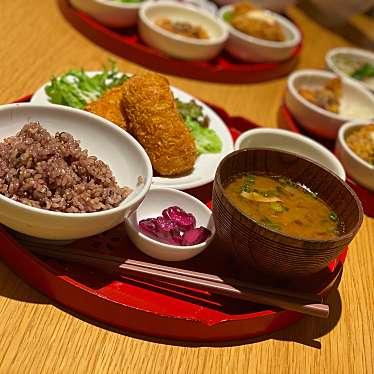 実際訪問したユーザーが直接撮影して投稿した新宿定食屋Ochobohan ルミネエスト新宿店の写真