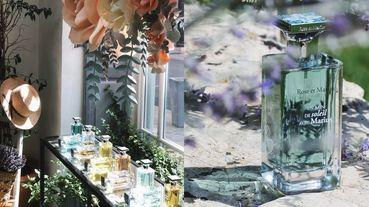 皇室名人都愛用!法國普羅旺斯Rose et Marius 五大人氣香氛推薦 宛如漫步歐洲花園 甜而不膩超耐聞