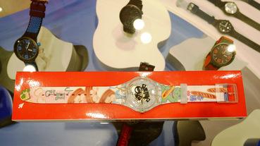 起點現場 / 不用花大錢擁有專屬錶 亞洲第一間 Swatch × You 快閃店在台北101