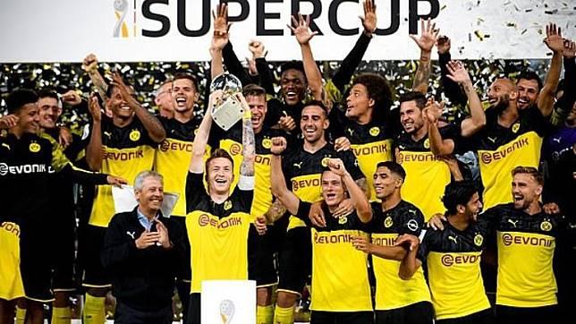 Bayern Keok Dortmund Juara Piala Super Jerman 2019