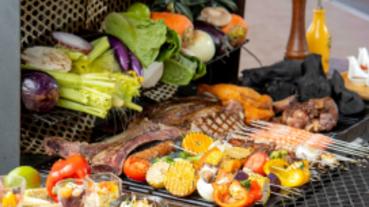 夏天吃烤肉正對味!BBQ派對、燒烤季吃到飽 美味嗨翻天