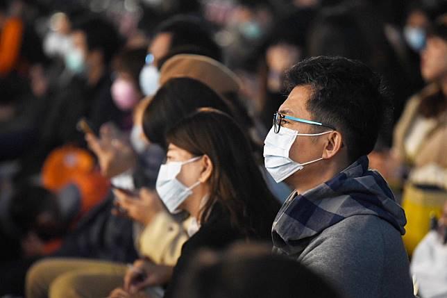 ▲防武漢肺炎,可戴口罩自保。(示意圖/ NOWnews 資料照)