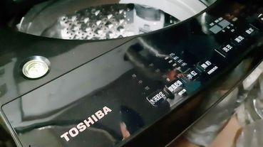 東芝TOSHIBA 13公斤窈窕奈米悠浮泡泡變頻洗衣機AW-DUJ13GG 窄身好取時尚款 小陽台也很OK! 日本設計/東芝品質/新禾總代理