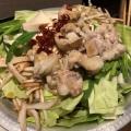 醤油もつ鍋 - 実際訪問したユーザーが直接撮影して投稿した新宿居酒屋御八 新宿中央口店の写真のメニュー情報
