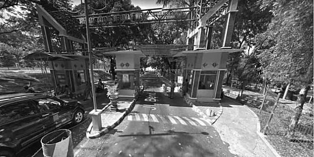 Portal loket bendungan Lahor Karangkates, Kabupaten Malang (Google Street View)