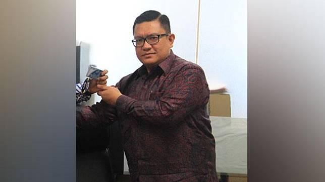 Donny Andy Saragih. Twitter/@Tfjakarta