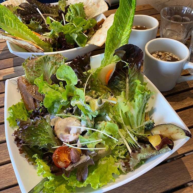 あろえちゃんさんが投稿した恵比寿西カフェのお店サンクス 恵比寿店/サンクスネイチャーエビスダイカンヤマの写真