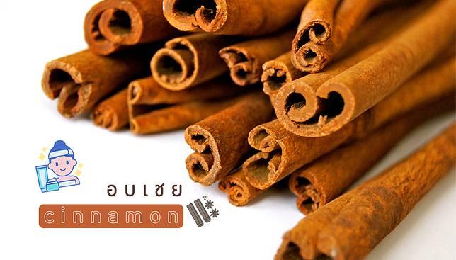 ประโยชน์ของอบเชยต่อผิว ทานก็ได้ ทาก็ดี | Cinnamon