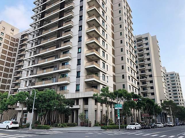 ▲台南平實營區話題多,帶動周邊房價上揚。(圖/信義房屋提供)