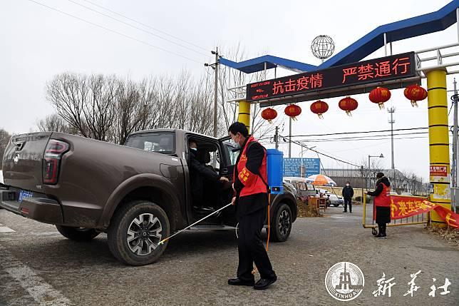 บรรดาหมู่บ้านจีนใช้วิธี 'สุดคลาสสิก' แต่ 'ชาญฉลาด' เป็นปราการสกัดไวรัสโคโรนา