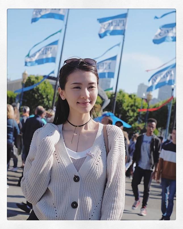 陳華鑫喺無綫工作七年。