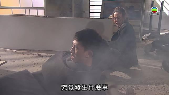 《神鎗狙擊》經歷多次爆炸都死唔去,被封為「不死子珊」。