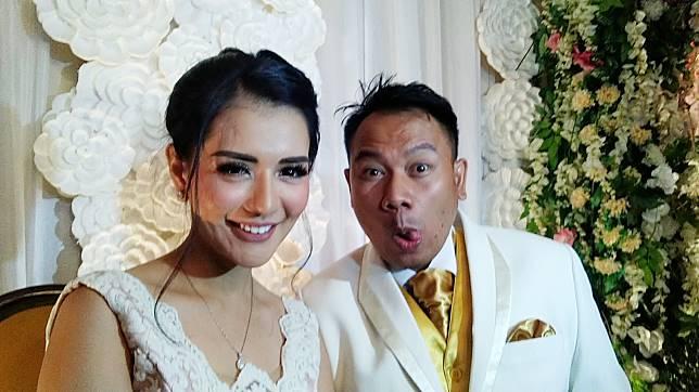 Vicky Prasetyo Janjikan Pernikahan yang Lebih Mewah Dengan Anggia Chan