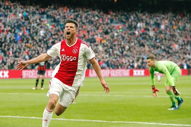 Trigol Huntelaar bantu Ajax hancurkan Excelsior 6-2
