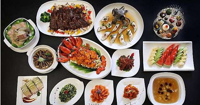 天成飯店桌菜新點法 從近百道料理挑13道,挑戰你的選擇障礙