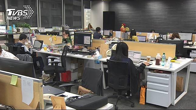 台中1名任職貨物海運報關工作將近25年的男子,在退休前7天竟遭到雇主解僱。(示意圖/TVBS)