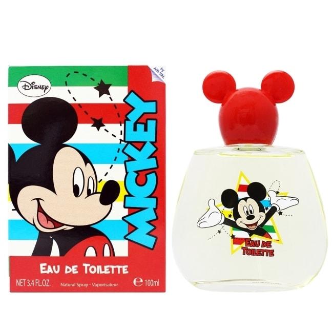 甜美花果香調 迪士尼系列香水 米奇是迪士尼最具代表性的人物,這個充滿喜悅的老鼠已經帶給世界各地的孩子樂趣超過50年了。米老鼠是孩童世界裡頭號人物因為她用一種非常特別的方式連接小孩和他的家庭。 ◆香調說