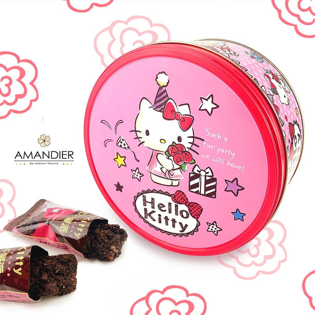 【雅蒙蒂文創烘焙禮品】HelloKitty巧克力千層派禮盒【蝦皮團購】