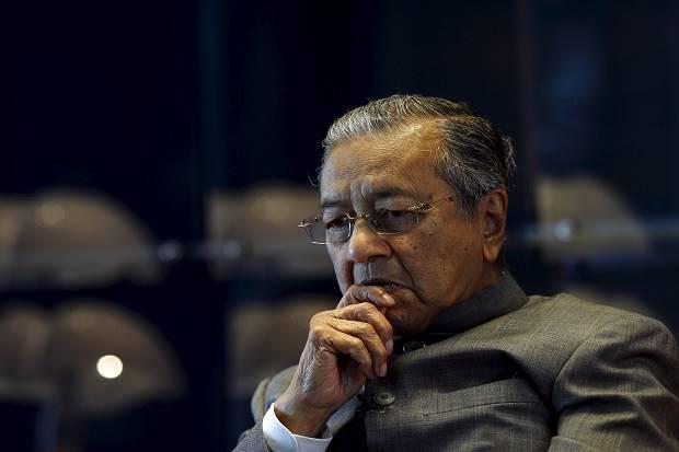 Mahathir Sebut Israel sebagai Negara Perampok