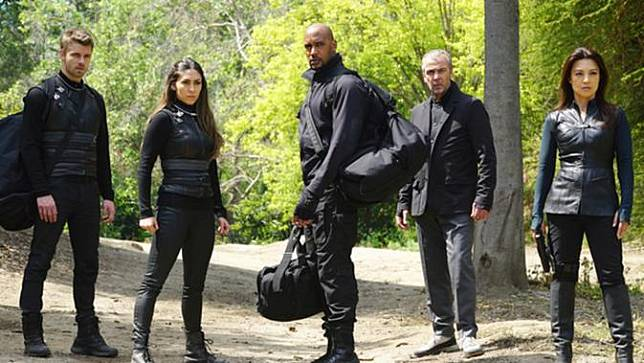 Agents of S.H.I.E.L.D. (foto: ABC Studios /  Marvel Television via EW)