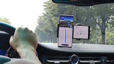 旋轉式副螢幕手機 LG Wing 實機影片曝光,設計實用但使用場景有限