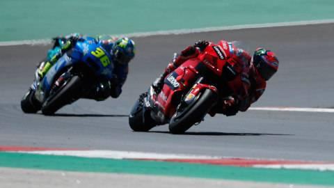 FP 1 MotoGP Spanyol 2021: Brad Binder Tercepat, Valentino Rossi Posisi 20