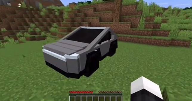 馬斯克「Cybertruck」成遊戲迷因!《Minecraft》《GTA5》出現模改車,《火箭聯盟》玩家請願想要新車