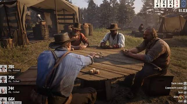 Red Dead Redemption 2 - Official Gameplay Reveal Trailer. [YouTube/GameSpot]